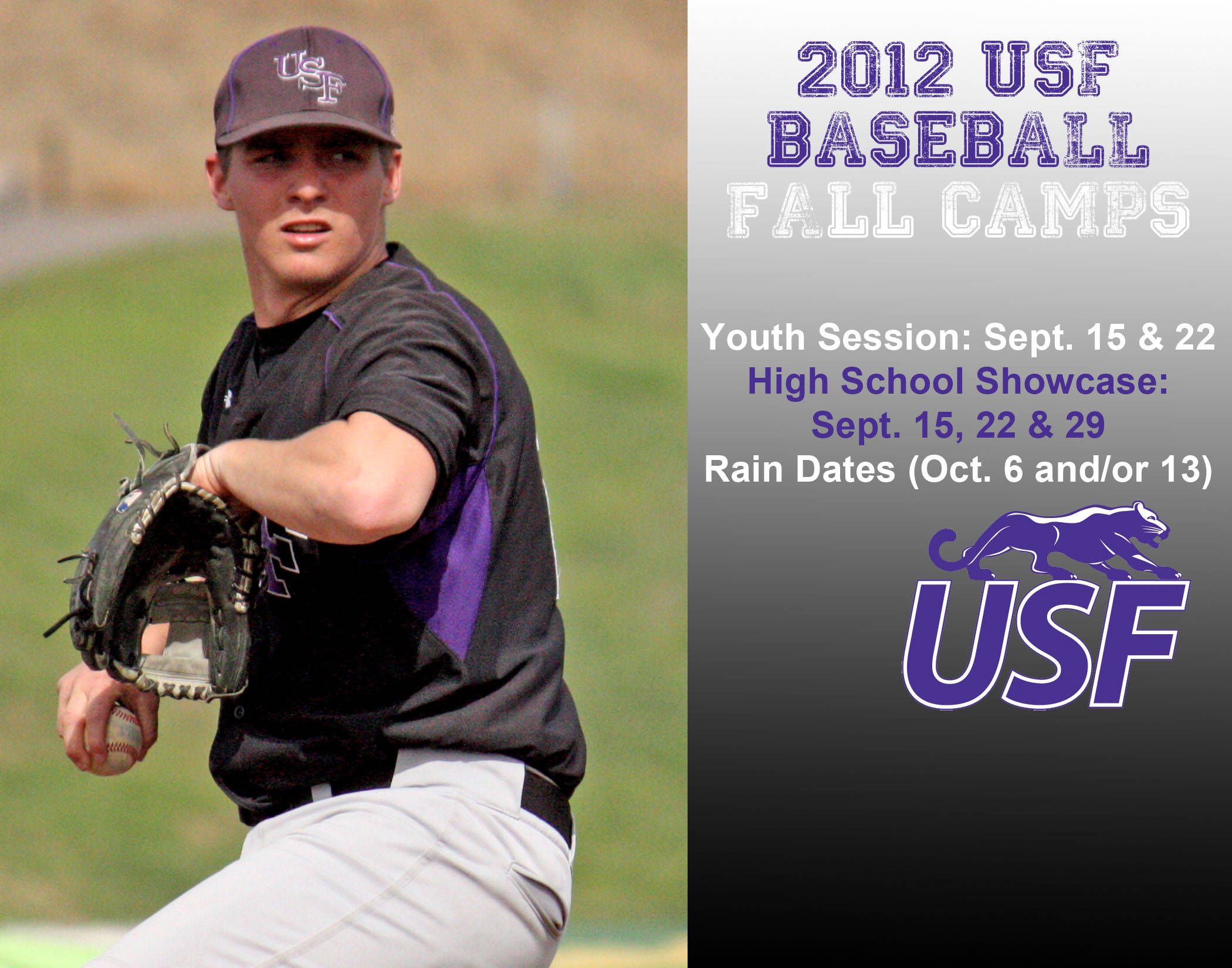 Registration Now Open For Fall Baseball Camps