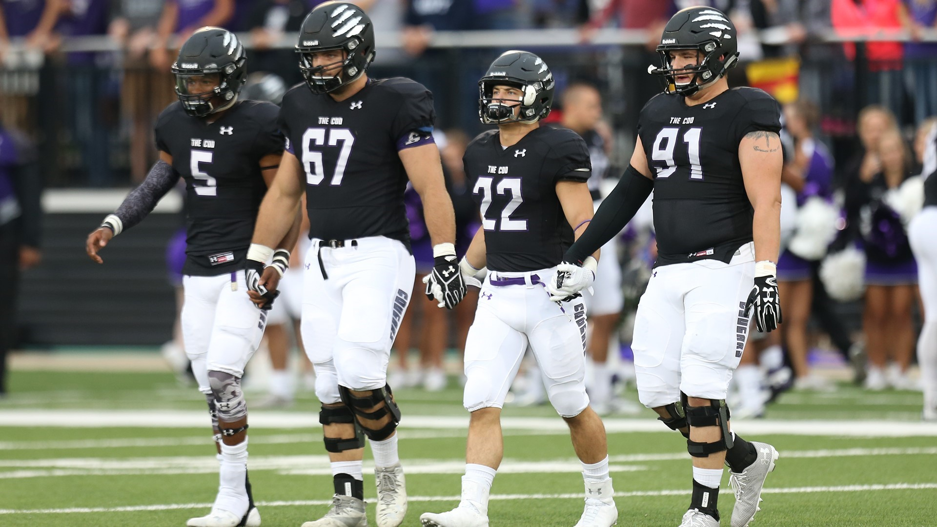 7 8 Usf Football Team To Face U Mary In Nsic Matchup On Saturday In